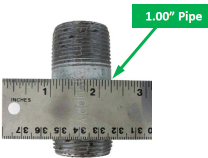 Nominal Pipe Size Image