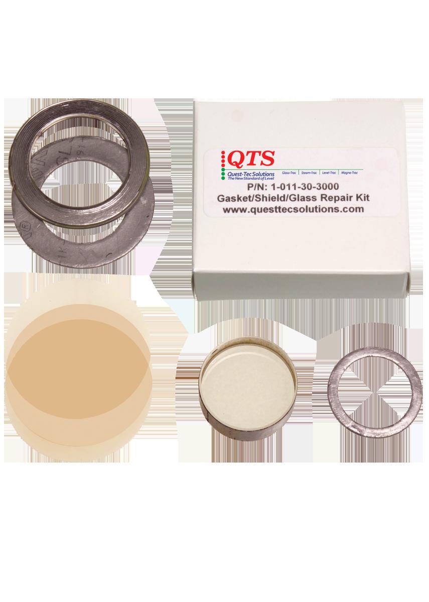 Gasket Repair Kit, Upgrade Kit for Steam Gauges