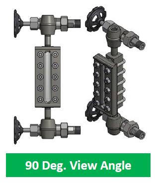 90 Deg View Angle