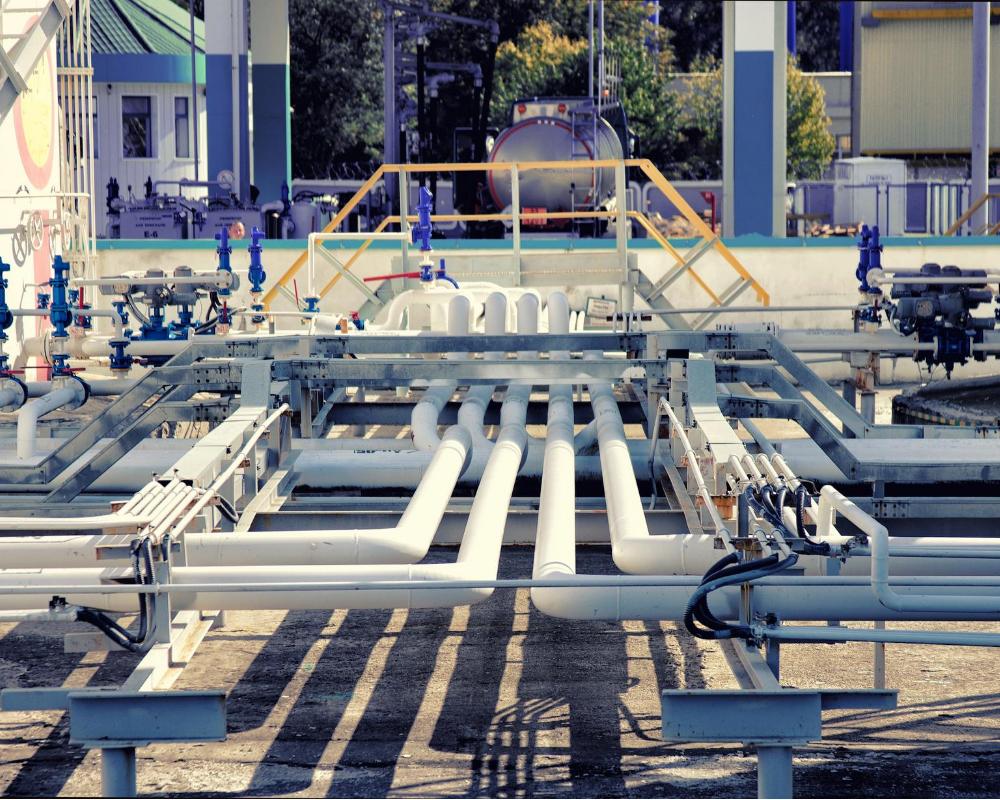 Zimco Gas Plant